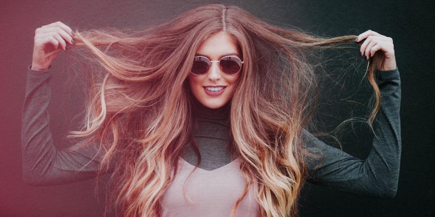 Splissiges Haar entfernen - wie das geht