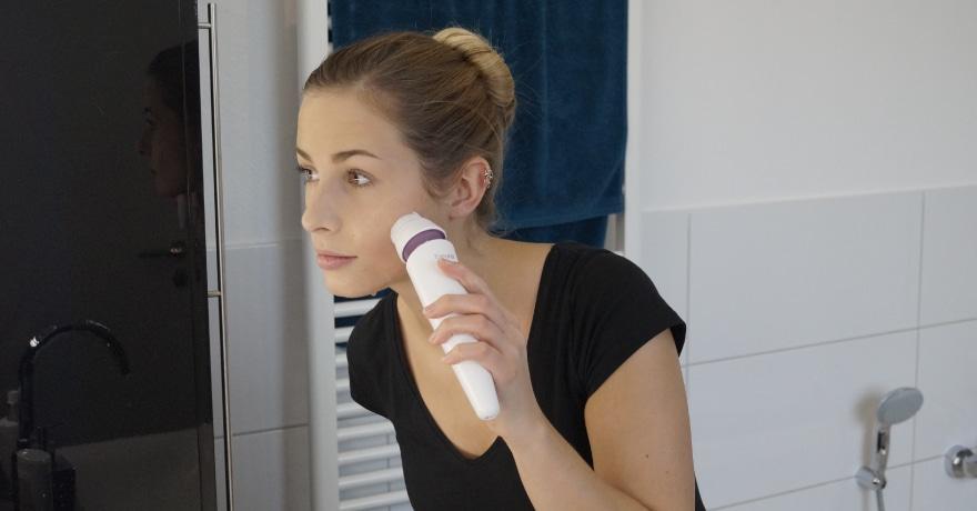 Beurer FC95 Gesichtsreinigungsbürste Test