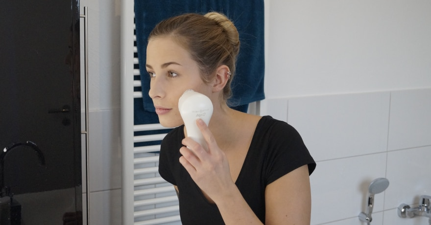 Clarisonic Mia 2 Gesichtsreinigungsbürste Test