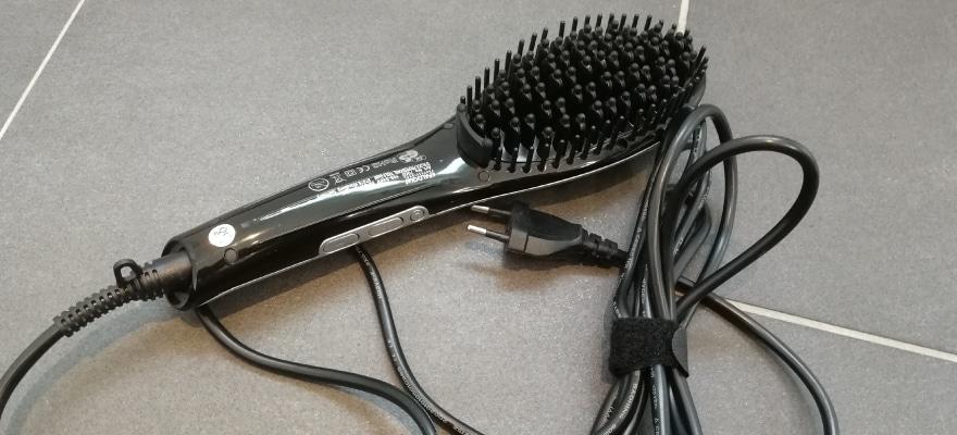 Efalock Glättbürste mit Kabel