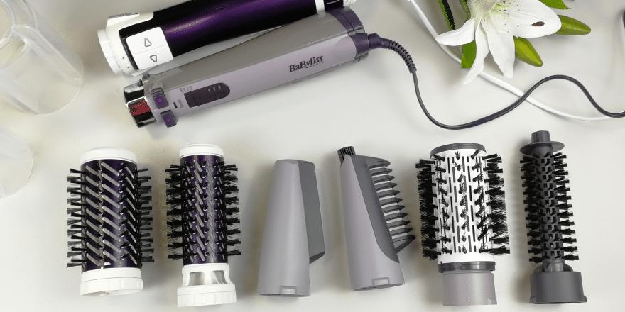 Ersatzbürsten/Aufsätze, Bürstenköpfe für kurzes und langes Haar