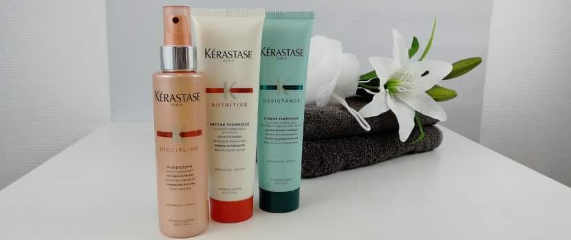 Drei Kerastase Leave-in Produkte