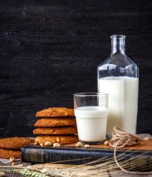 Milch-Massage für dein Doppelkinn